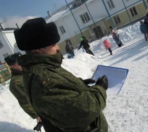 """""""Город мастеров"""" профессия Пограничник"""